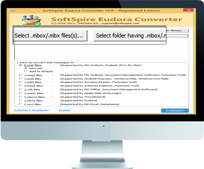 "Eudora File Converter ??"" A Finest Solution"