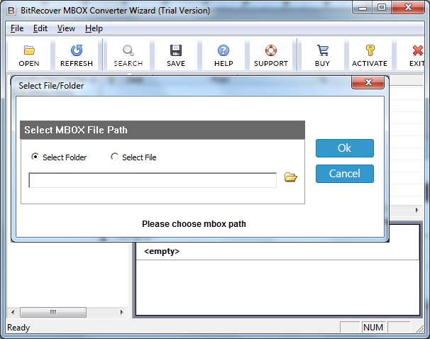 MBOX Mail Converter